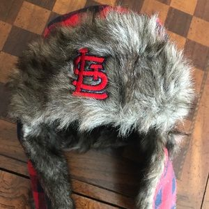Other - St. Louis Cardinals Trapper hat